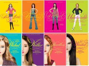 prettylittleliarsbookscollection