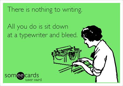 writer-problems