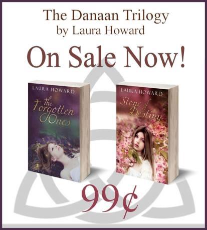 Danaan Trilogy Sale