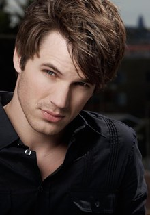 Matt Lanter - actor