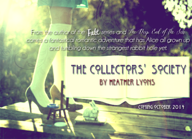 The Collectors' Society teaser 1 copy