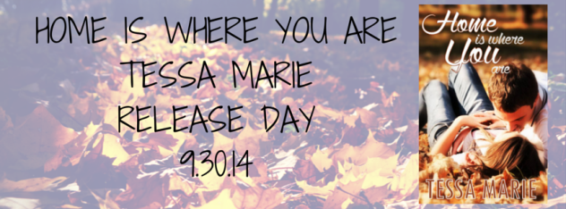 HOME IS WHERE YOU ARETESSA MARIERELEASE.jpg copy