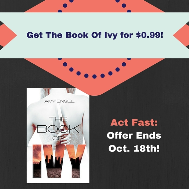 Get The Book Of Ivy for $0.99