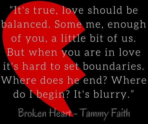 broken tease