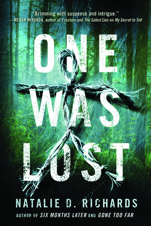 CVR One Was Lost by Natalie D. Richards.jpg