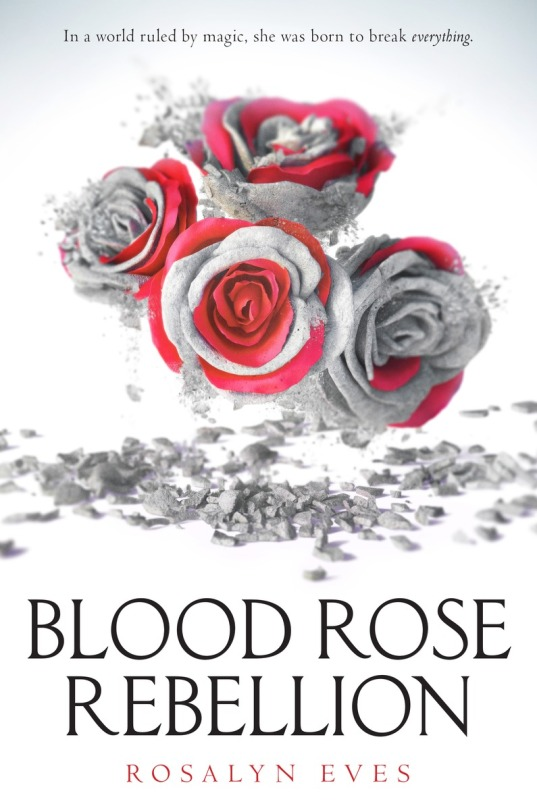 Final Blood Rose cover